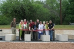 Northaven Trail Ribbon Cutting
